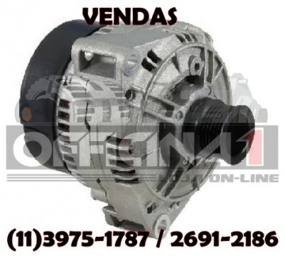 ALTERNADOR BOSCH 12V 120A MERCEDES BENZ CLASSE S S280 S300 S400 S500 S600 LAND ROVER DISCOVERY 0081547402 0120465003 0120465004 0986037340 F042301090 F042301094 20G0156