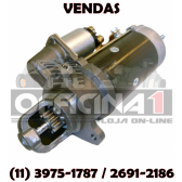MOTOR DE PARTIDA VALUE LINE 24V 11D SCANIA 350046VLP 350 46VLP 35046 0.001.371.006 0001371006 1352290 1357709 571168 571427 571463
