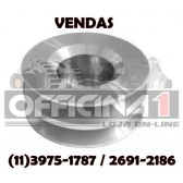 POLIA DENSO ALTERNADOR 24V 60A CATERPILLAR 914 914G 924G CAT 3054 1012117920 101211-7920 0R9437 3E7772 OR9437 21G0004 (DUPLA)