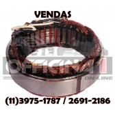 ESTATOR BOSCH 24V 65A ALTERNADOR SCANIA DS 11 L94 P114 T114 K124 F94 0120468131 0120468065 1336136 1394969 24G0006