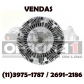 EMBREAGEM VISCOSA VOLKSWAGEN 15020002850FA 2TO121302 99G0001