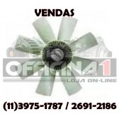 EMBREAGEM VISCOSA E4661 1423891 99G0010