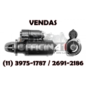 MOTOR DE PARTIDA ISKRA 12V 9D 11130898 IS0254 MS354 ORIGINAL