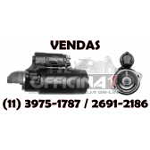 MOTOR DE PARTIDA ISKRA 12V 9D 11130402 IS0402 MS194 ORIGINAL