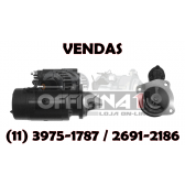 MOTOR DE PARTIDA ISKRA 12V 9D 11130670 IS0670 MS353 ORIGINAL