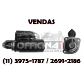 MOTOR DE PARTIDA ISKRA 12V 9D 11130881 IS0881 MS322 ORIGINAL