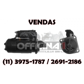 MOTOR DE PARTIDA ISKRA 12V 9D 11130937 IS0937 MS350 ORIGINAL