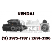 MOTOR DE PARTIDA ISKRA 12V 10D 11131709 IS1207 MS236 ORIGINAL